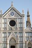 Basilique de Santa Croce, Florence Photographie stock