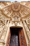 Basilique de Santa Maria del Coro dans San Sebastian photos libres de droits