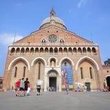 Basilique de St Anthony à Padoue photos stock