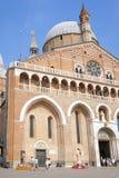 Basilique de St Anthony à Padoue photographie stock libre de droits