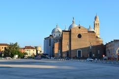 Basilique de St Anthony de Padoue, Italie Images libres de droits