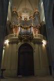Basilique de St Michael en Bordeaux, France image stock