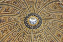 Basilique de St Peters Photographie stock