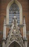 Basilique de trinit? sainte et monast?re dominicain ? Cracovie image stock