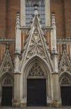 Basilique de trinit? sainte et monast?re dominicain ? Cracovie images stock