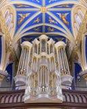 Basilique du coeur sacré chez Notre Dame image libre de droits