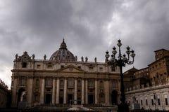 Basilique du ` s de St Peter Photographie stock