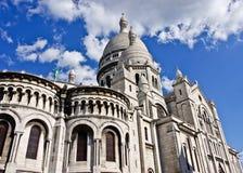 The Basilique du Sacré-Coeur Stock Photos