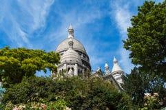 Basilique du Sacré-CÅur foto de stock