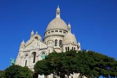 Basilique du Sacré CÅur Royalty-vrije Stock Afbeelding
