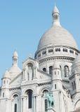 Basilique du Sacré-Cœur Stock Photo