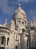 Basilique du Sacré Coeur imagem de stock royalty free