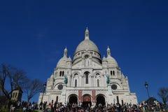 basilique Du Sacr Coeur Zdjęcia Stock