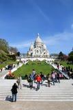Basilique du Sacré-Cœur, Paris Stock Photo