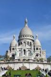 Basilique du Sacré-Cœur, Paris Royalty Free Stock Images