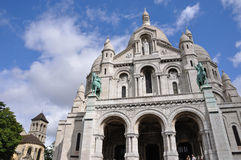 Basilique du Sacre-Coeur Royalty Free Stock Photography