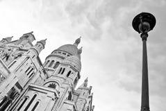 Basilique Du Sacre-Coeur Stock Photos