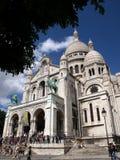 Basilique du Sacre-Coeur foto de archivo libre de regalías