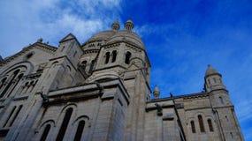 basilique Du Sacre Coeur Obrazy Stock