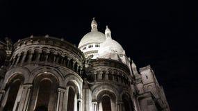 Basilique du Sacre Coeur Image stock