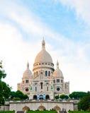 Basilique Du Sacre Coeur, Paris Stock Image