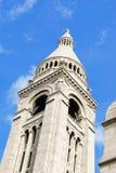 Basilique du Sacre-Coeur in Paris, France Royalty Free Stock Images