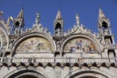 Basilique en San Marco Image libre de droits