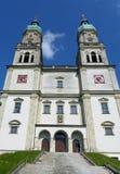 Basilique, Kempten, Allemagne Photographie stock