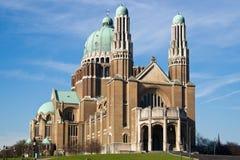 Basilique National du Sacre-Coeur stock afbeelding