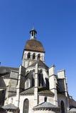 Basilique Notre Dame à Beaune photo libre de droits