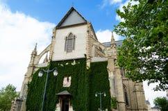 Basilique Notre-Dame-de-Bonne-Nouvelle de Rennes – France Stock Image