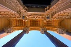Basilique Notre-dame De Fourivere Top Stock Photography