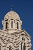 Basilique Notre-Dame-de-la-Garde, Marseille Stock Photos