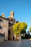 Basilique Notre Dame de Marceille inLimoux Royalty Free Stock Images