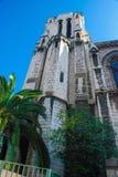 Basilique Notre Dame de Nice photos libres de droits