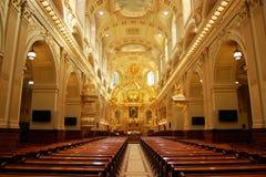 Free Basilique Notre-Dame-de-Quebec Royalty Free Stock Photo - 20506075