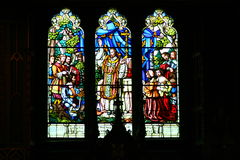Basilique Notre Dame Royalty Free Stock Photo