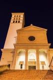 Basilique Notre-Dame du Valentin in Lausanne Stock Photography