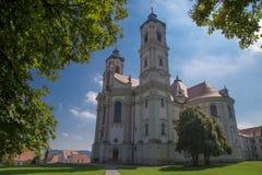 Basilique Ottobeuren Image libre de droits