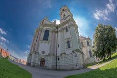 Basilique Ottobeuren Photo libre de droits