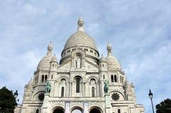 Basilique of Sacre Coeur, Paris Royalty Free Stock Photography