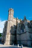 Basilique Saint Nazaire et Saint Celse at Carcassonne Royalty Free Stock Images