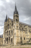 Basilique Saint Remi Reims, Frankrijk royalty-vrije stock fotografie