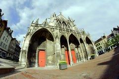 Basilique Saint-Urbain Stock Photography