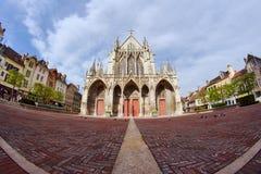 Basilique Saint-Urbain Royalty Free Stock Images