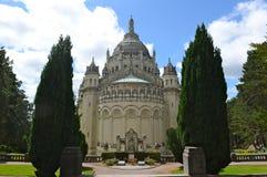 Basilique Sainte Thérèse àLisieux Zdjęcia Royalty Free