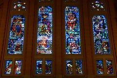 Basilique Sainte Thérèse à Lisieux Stock Image