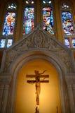 Basilique Sainte Thérèse à Lisieux Stock Photo