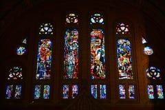 Basilique Sainte Thérèse à Lisieux Stock Photography