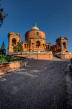 Basilique San Luca, Bologna, Italie Photo stock